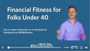 financial fitness eric roberge