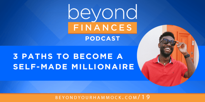 become a self made millionaire