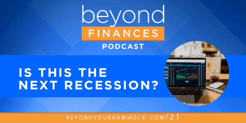 how to tell is this the next recession