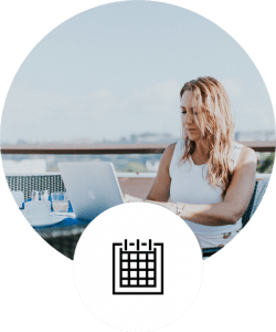 virtual meetings with a certified financial coach